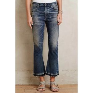 Citizens of Humanity Sasha Twist Crop Jeans